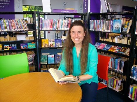 Karen Mackay: Breadalbane Community Library